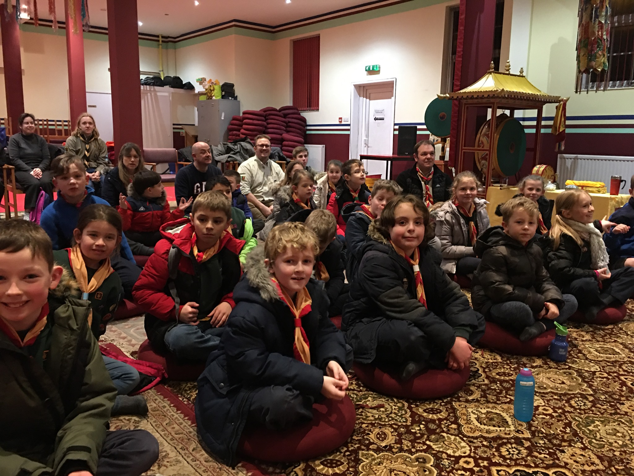 Cubs Programme Sessions (Mosquito)